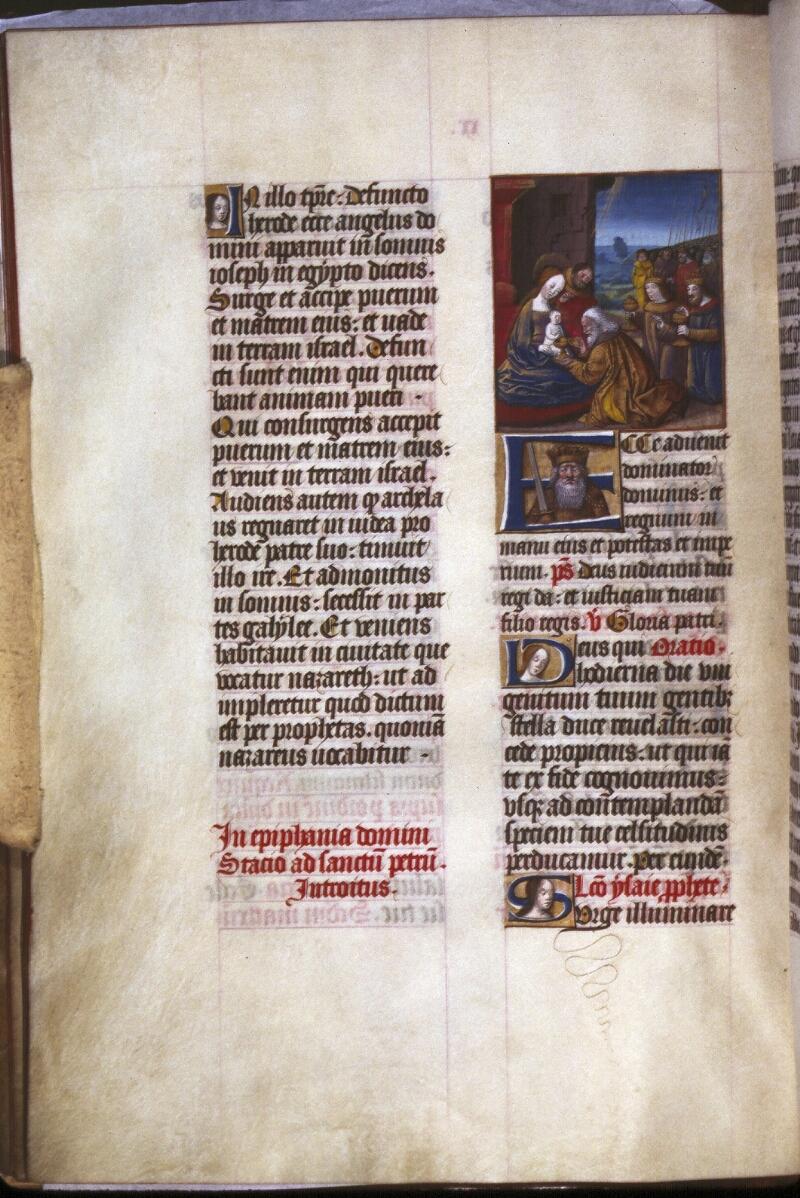 Lyon, Bibl. mun., ms. 0514, f. 026v - vue 1