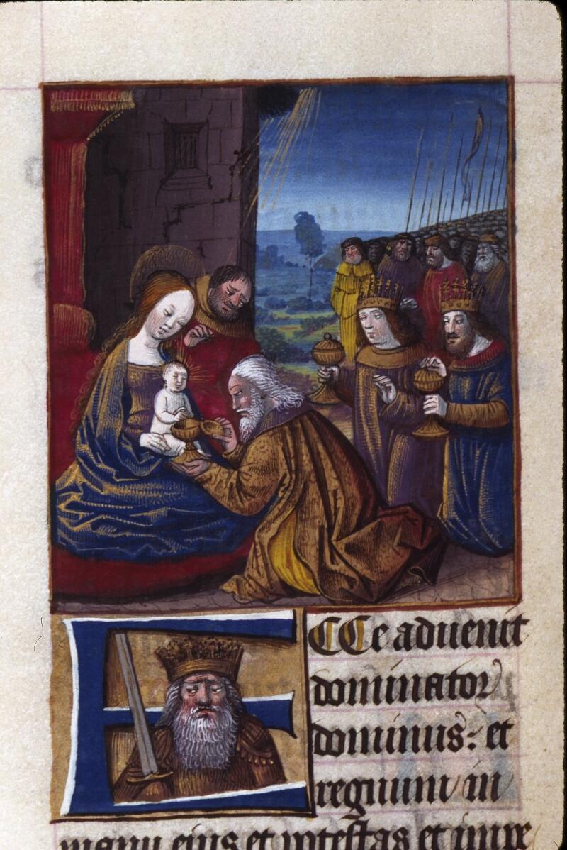 Lyon, Bibl. mun., ms. 0514, f. 026v - vue 2