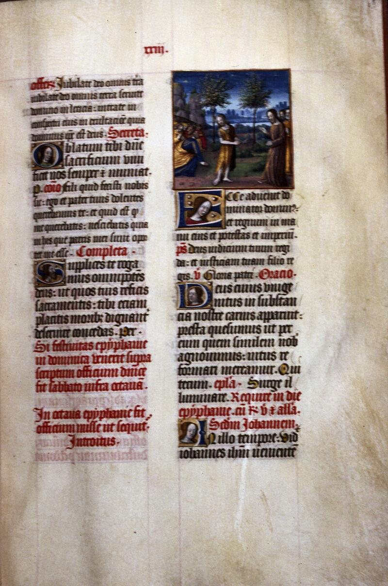 Lyon, Bibl. mun., ms. 0514, f. 029 - vue 1