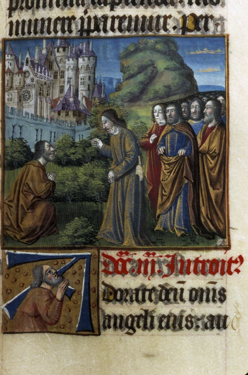 Lyon, Bibl. mun., ms. 0514, f. 031 - vue 1