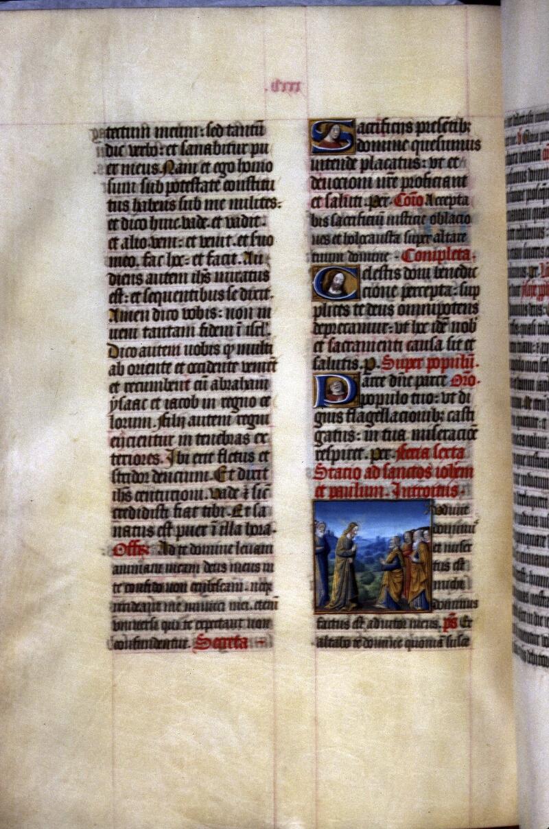 Lyon, Bibl. mun., ms. 0514, f. 041v - vue 1
