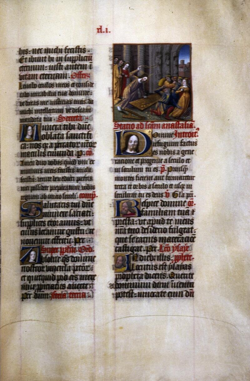 Lyon, Bibl. mun., ms. 0514, f. 047 - vue 1