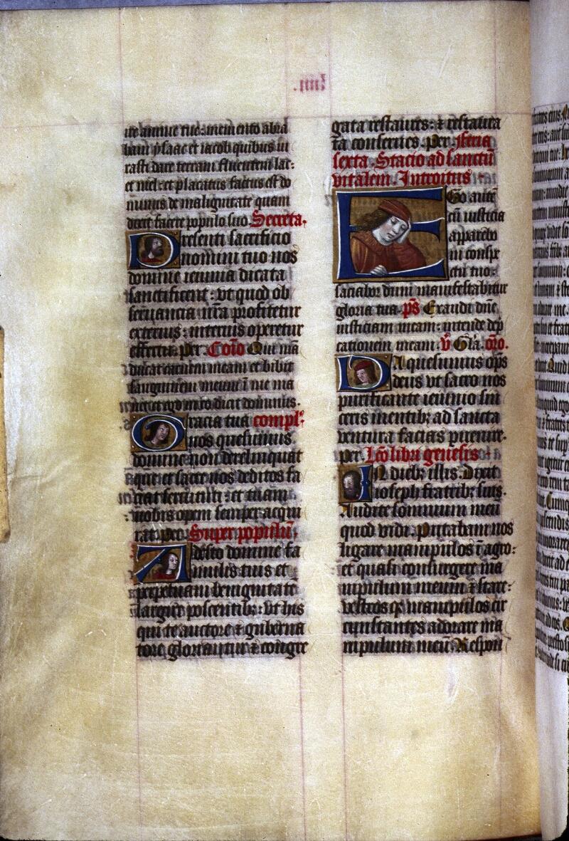 Lyon, Bibl. mun., ms. 0514, f. 060v - vue 1