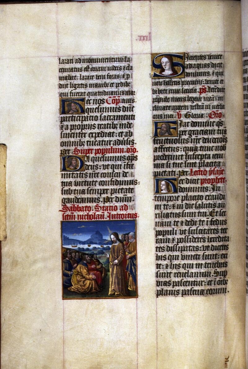 Lyon, Bibl. mun., ms. 0514, f. 086v - vue 1