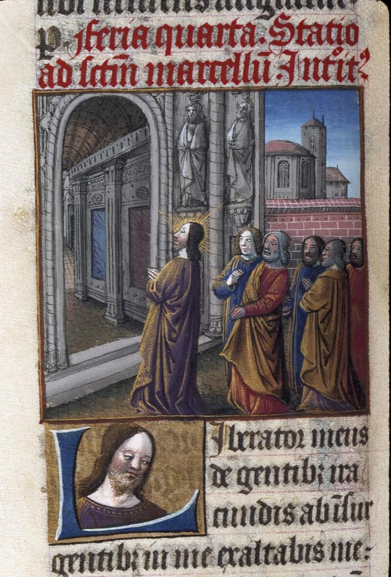 Lyon, Bibl. mun., ms. 0514, f. 091v - vue 1