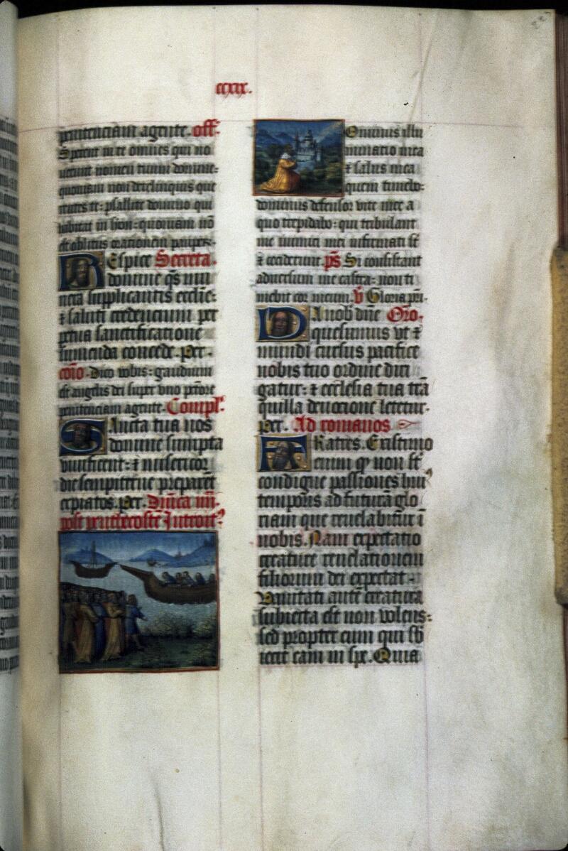 Lyon, Bibl. mun., ms. 0514, f. 223 - vue 1