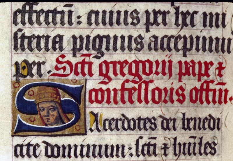 Lyon, Bibl. mun., ms. 0514, f. 268v - vue 2