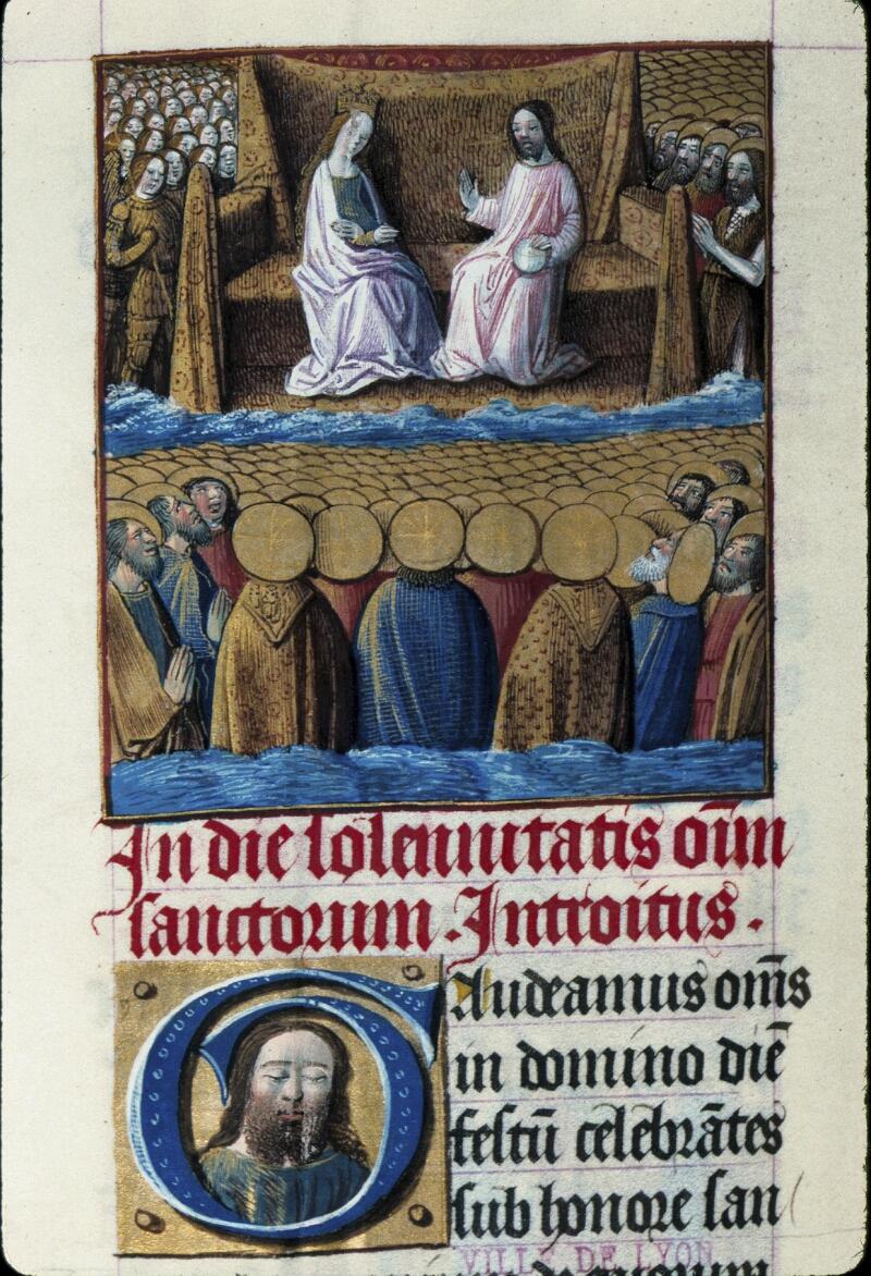Lyon, Bibl. mun., ms. 0514, f. 309v