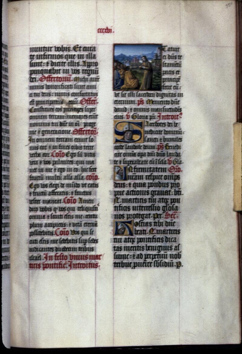 Lyon, Bibl. mun., ms. 0514, f. 320 - vue 1
