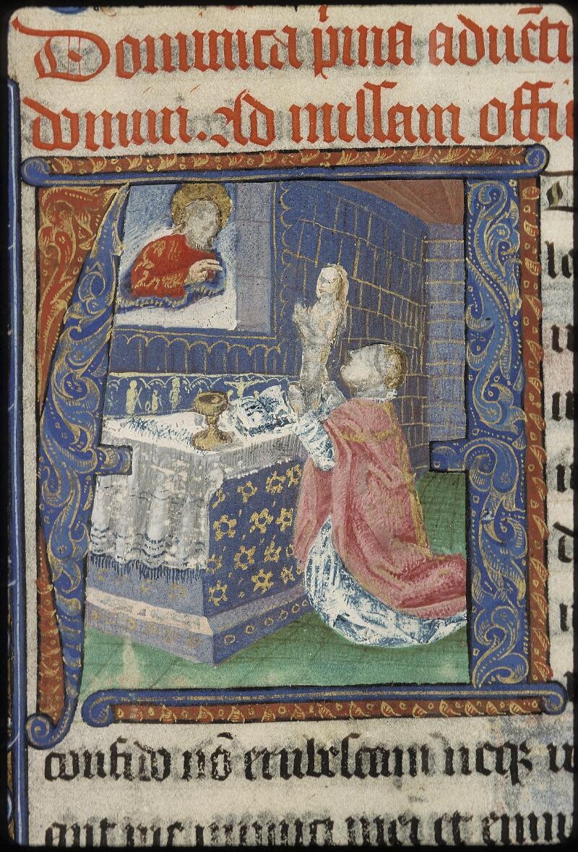 Lyon, Bibl. mun., ms. 0515, f. 011 - vue 2