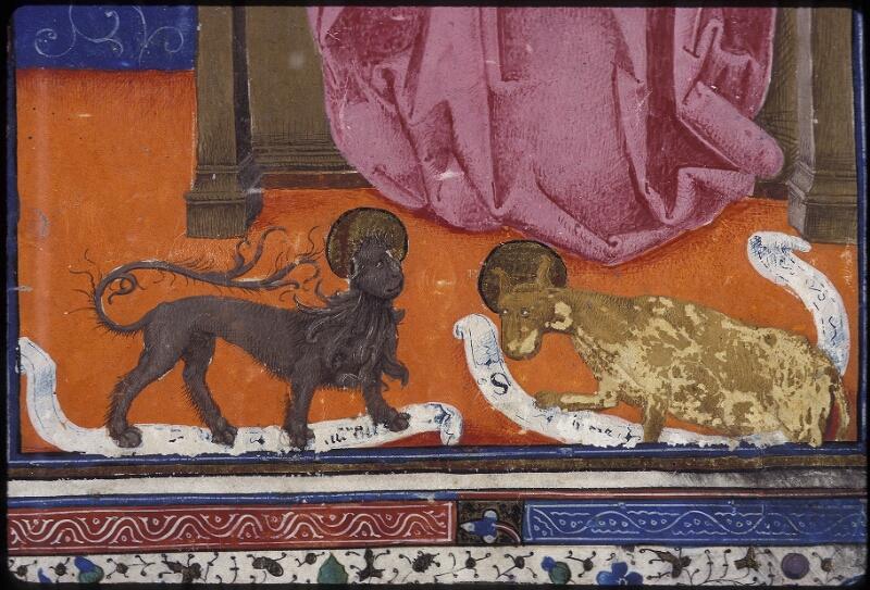 Lyon, Bibl. mun., ms. 0515, f. 148 - vue 4