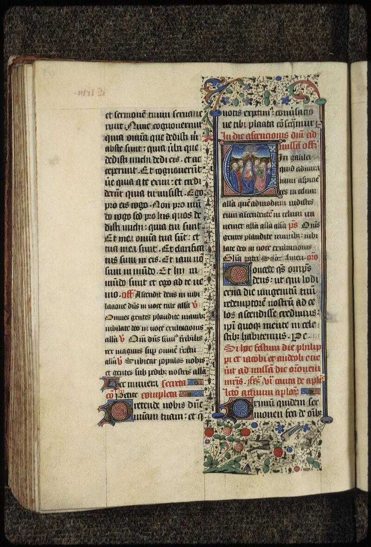 Lyon, Bibl. mun., ms. 0515, f. 179v - vue 1