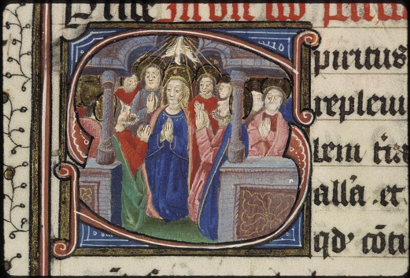 Lyon, Bibl. mun., ms. 0515, f. 185v - vue 2