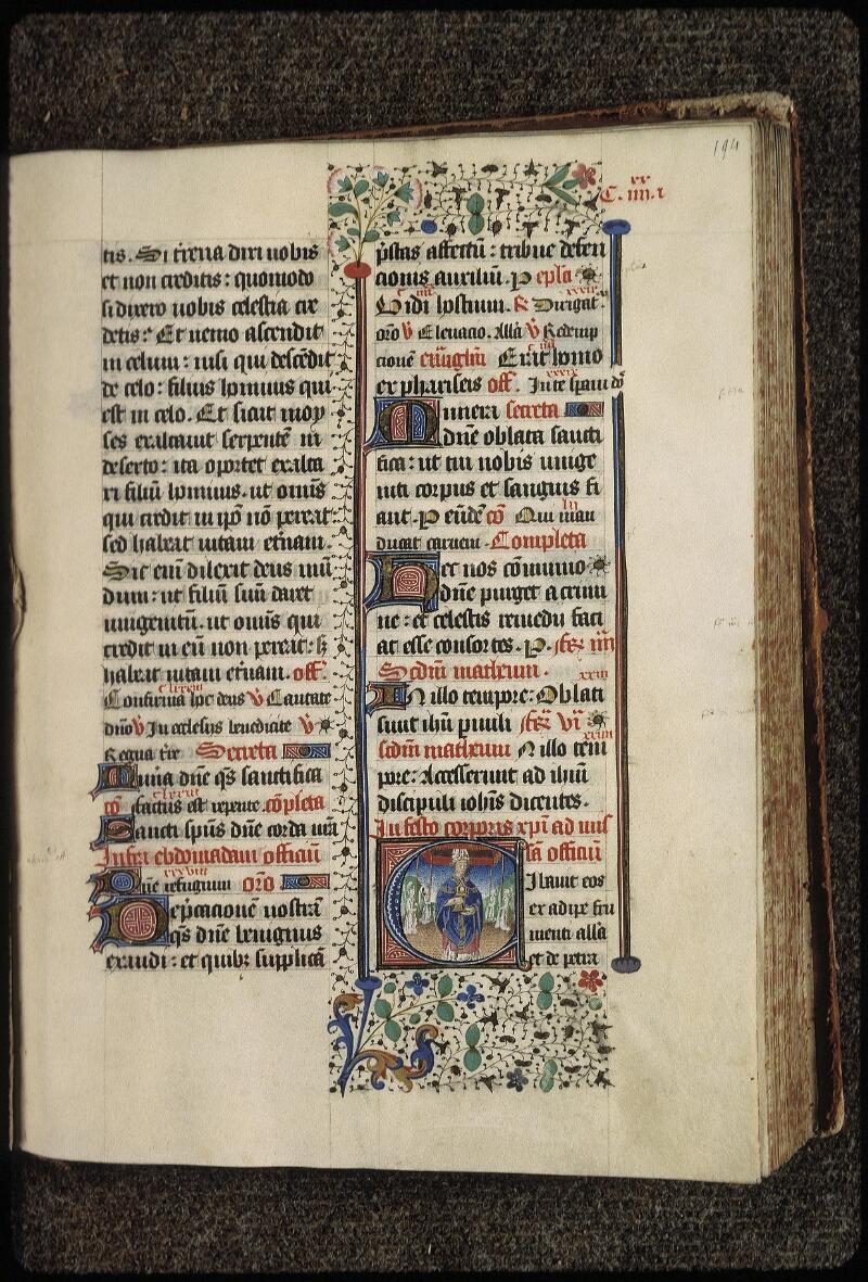 Lyon, Bibl. mun., ms. 0515, f. 194 - vue 1