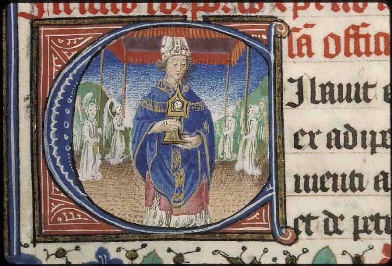 Lyon, Bibl. mun., ms. 0515, f. 194 - vue 2