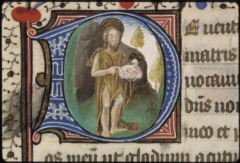 Lyon, Bibl. mun., ms. 0515, f. 258v - vue 2