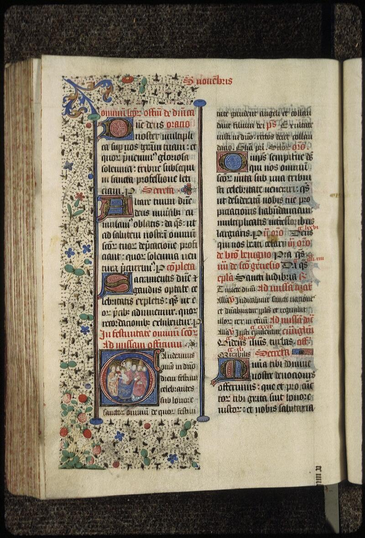 Lyon, Bibl. mun., ms. 0515, f. 287v - vue 1