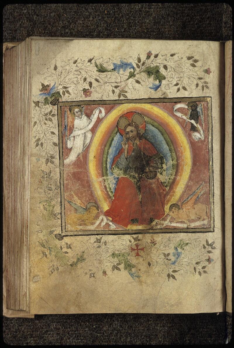 Lyon, Bibl. mun., ms. 0516, f. 194v - vue 1