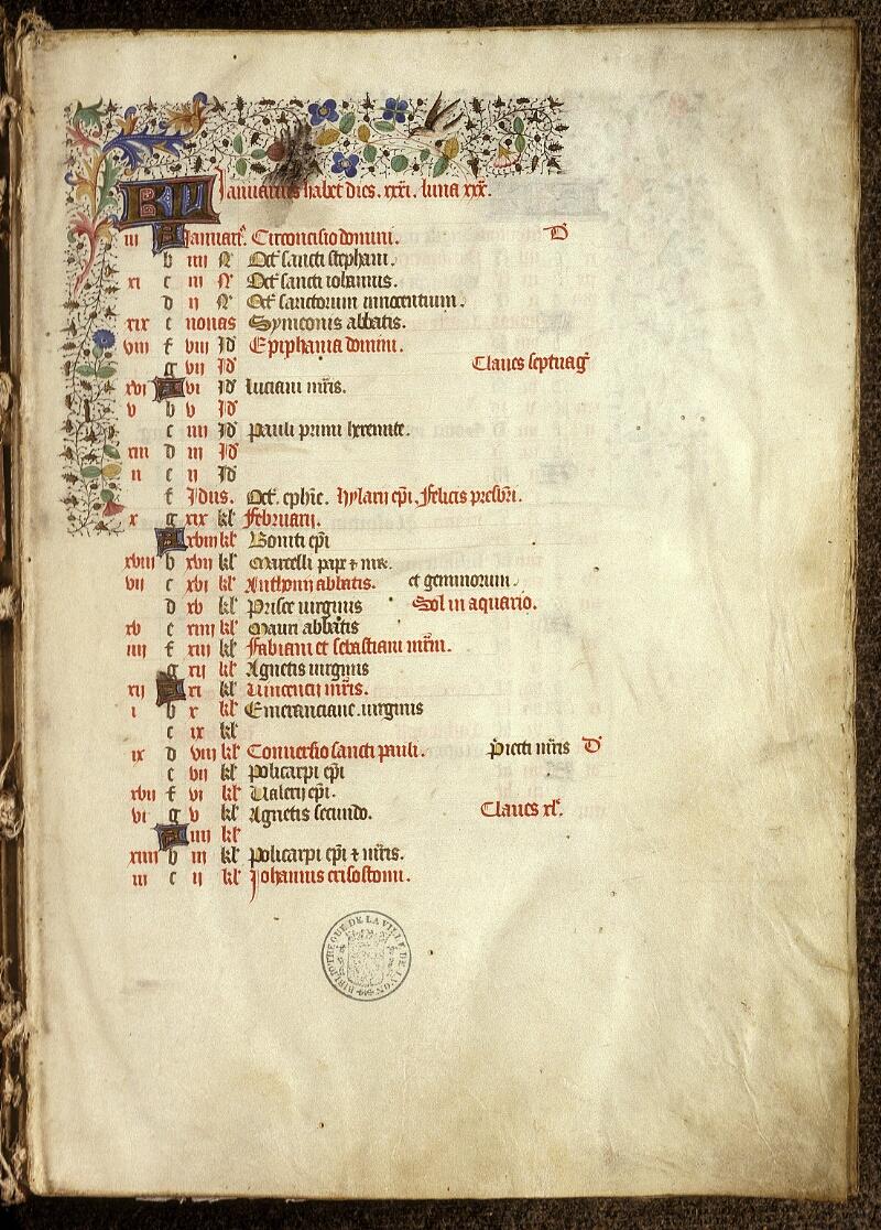 Lyon, Bibl. mun., ms. 0517, f. 002
