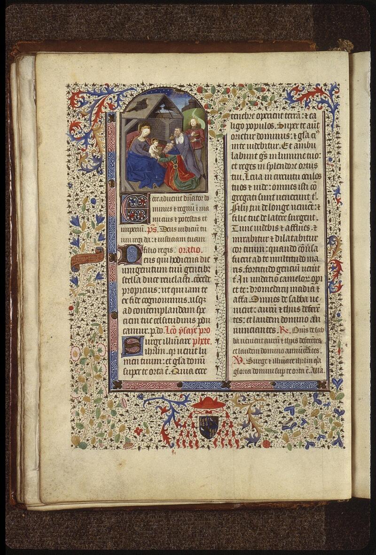 Lyon, Bibl. mun., ms. 0517, f. 027v - vue 1