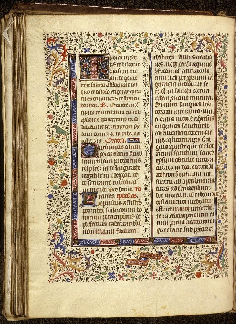 Lyon, Bibl. mun., ms. 0517, f. 111v - vue 1