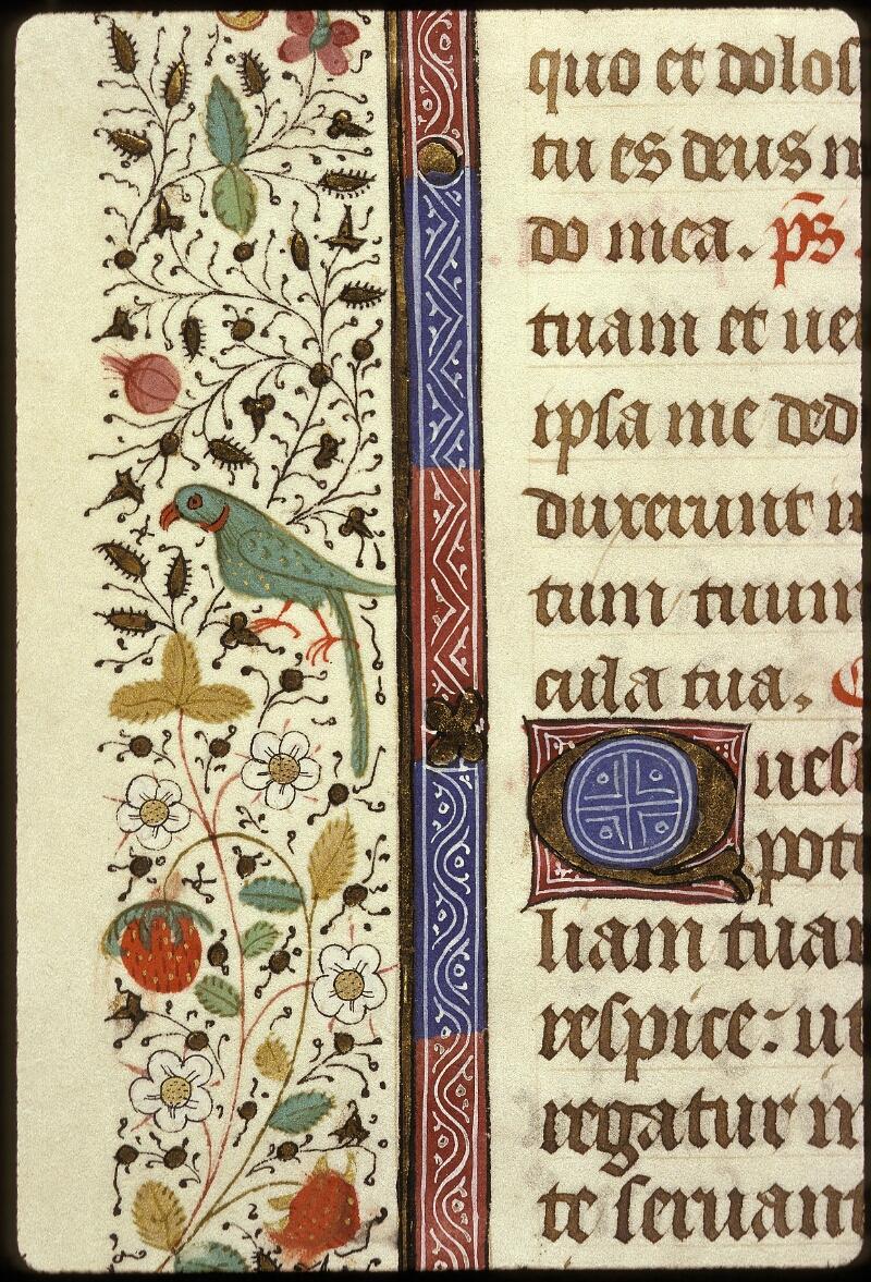 Lyon, Bibl. mun., ms. 0517, f. 111v - vue 2