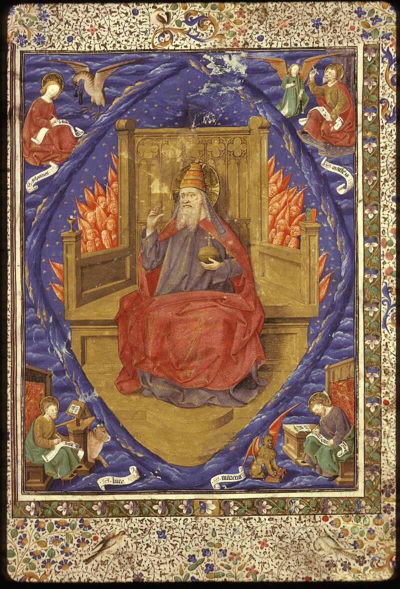 Lyon, Bibl. mun., ms. 0517, f. 184 - vue 2