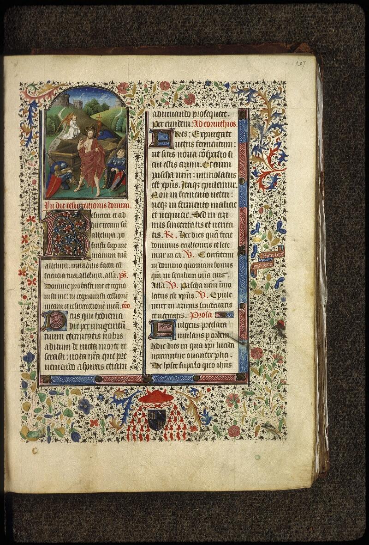 Lyon, Bibl. mun., ms. 0517, f. 207 - vue 1