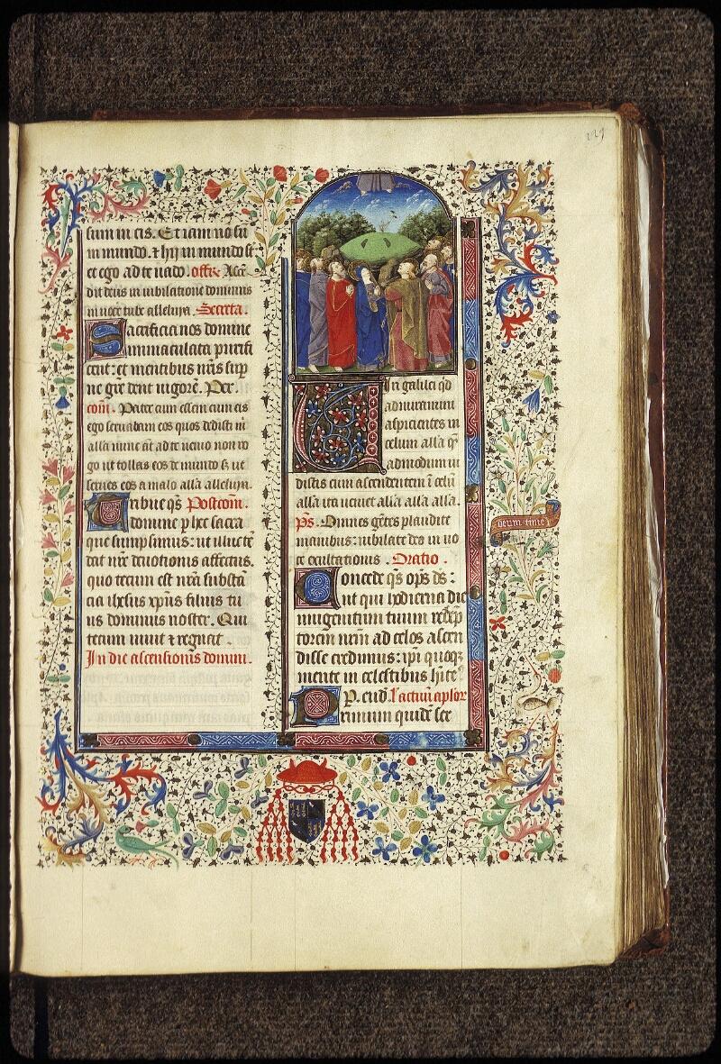Lyon, Bibl. mun., ms. 0517, f. 229 - vue 1