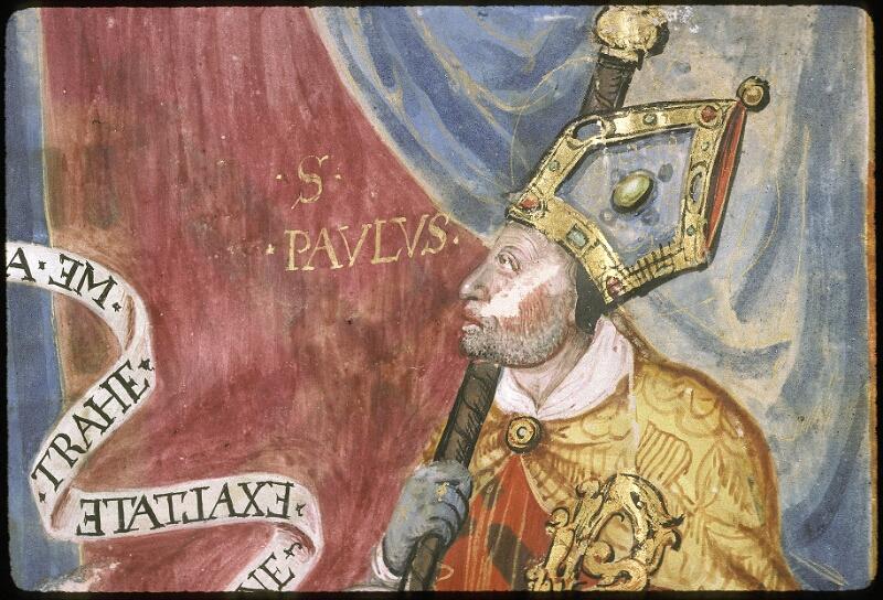 Lyon, Bibl. mun., ms. 0521, f. 001v - vue 3