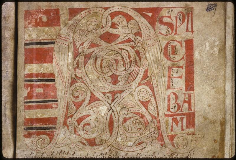 Lyon, Bibl. mun., ms. 0537, f. 109 - vue 2