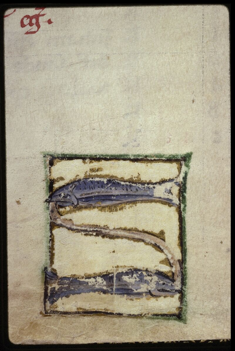 Lyon, Bibl. mun., ms. 0539, f. 002v - vue 3