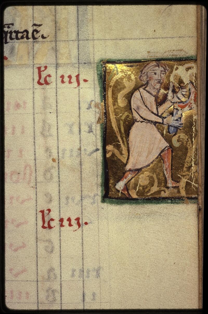 Lyon, Bibl. mun., ms. 0539, f. 003 - vue 2