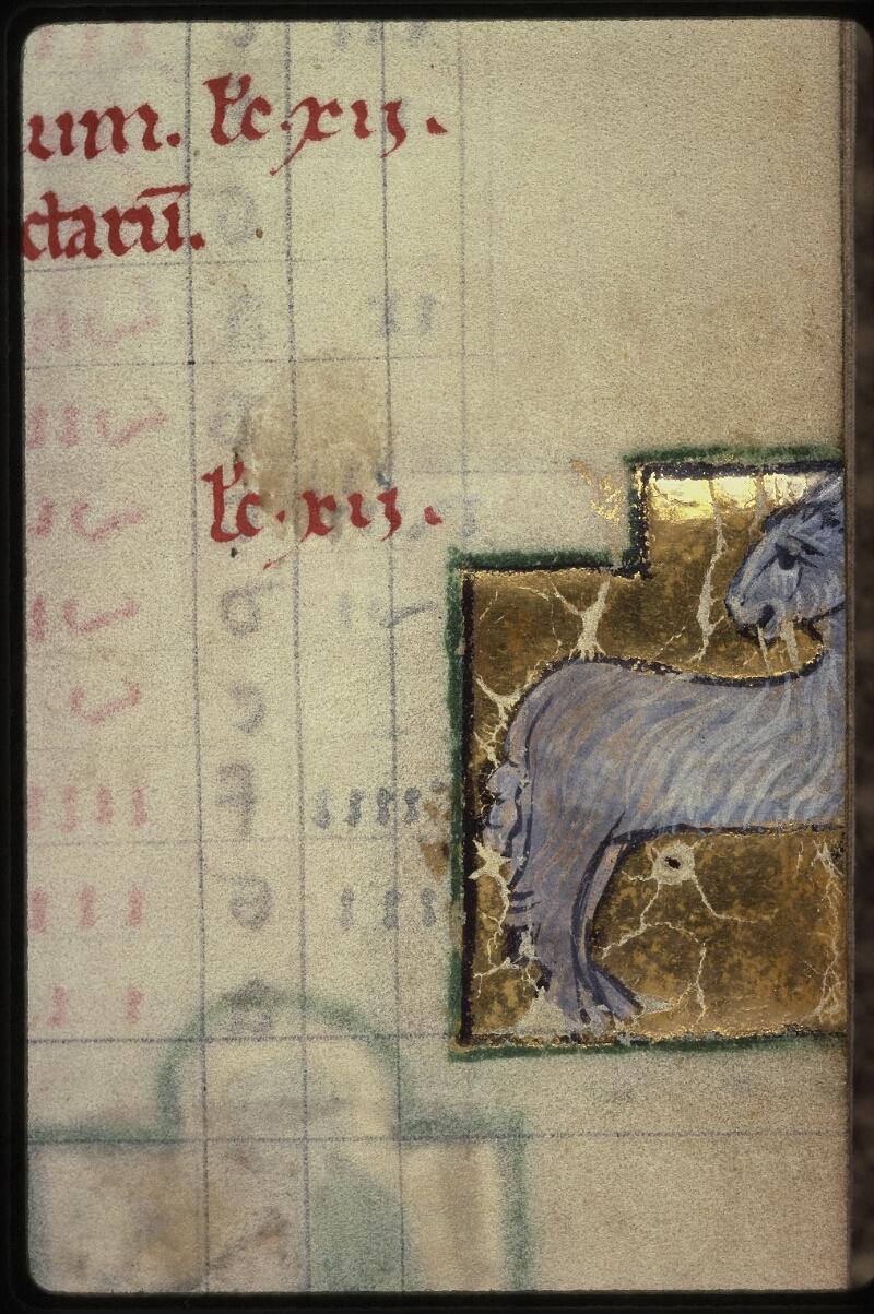Lyon, Bibl. mun., ms. 0539, f. 003 - vue 3