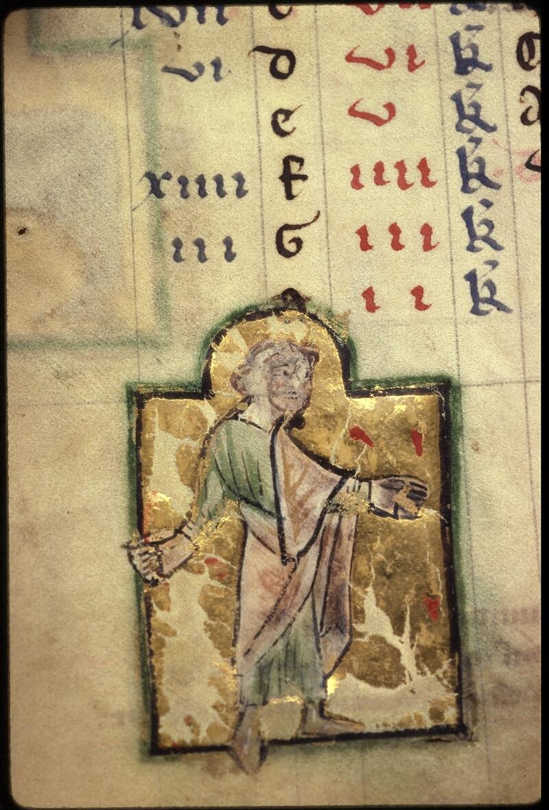 Lyon, Bibl. mun., ms. 0539, f. 003v - vue 2