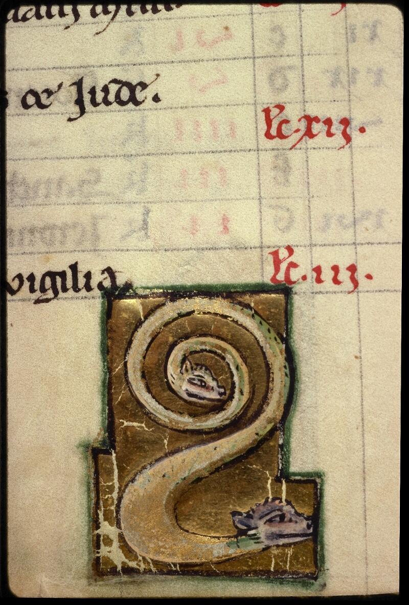 Lyon, Bibl. mun., ms. 0539, f. 006v - vue 3