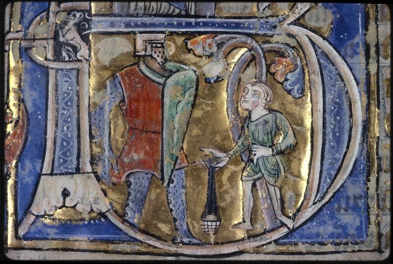 Lyon, Bibl. mun., ms. 0539, f. 012 - vue 3