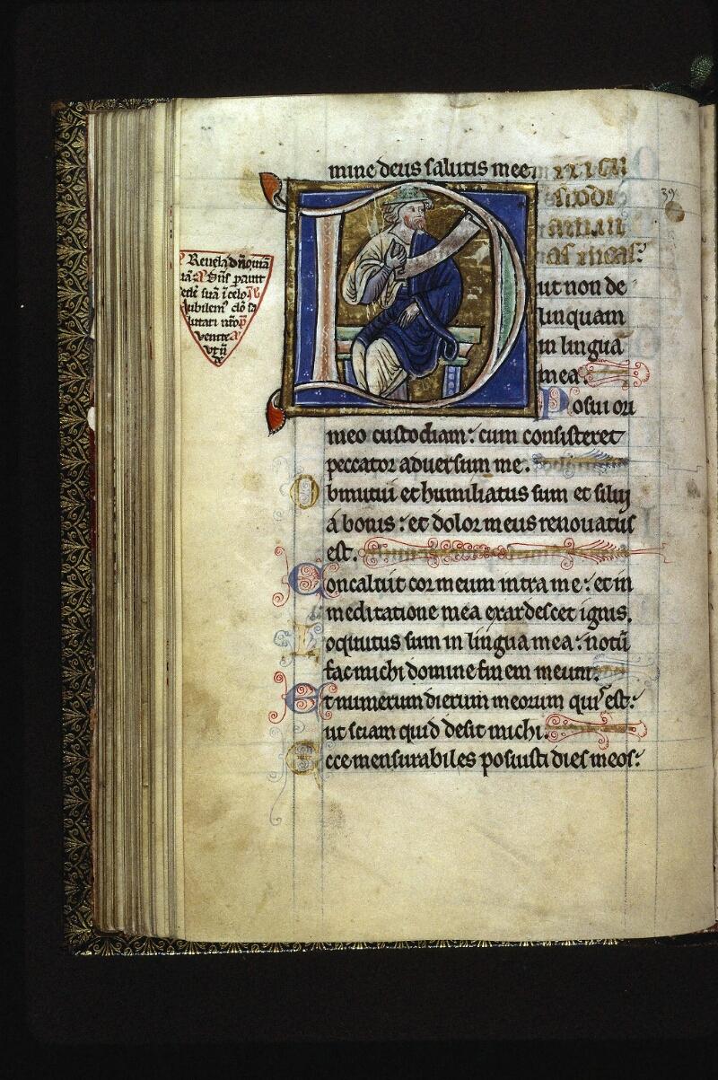 Lyon, Bibl. mun., ms. 0539, f. 051v - vue 1