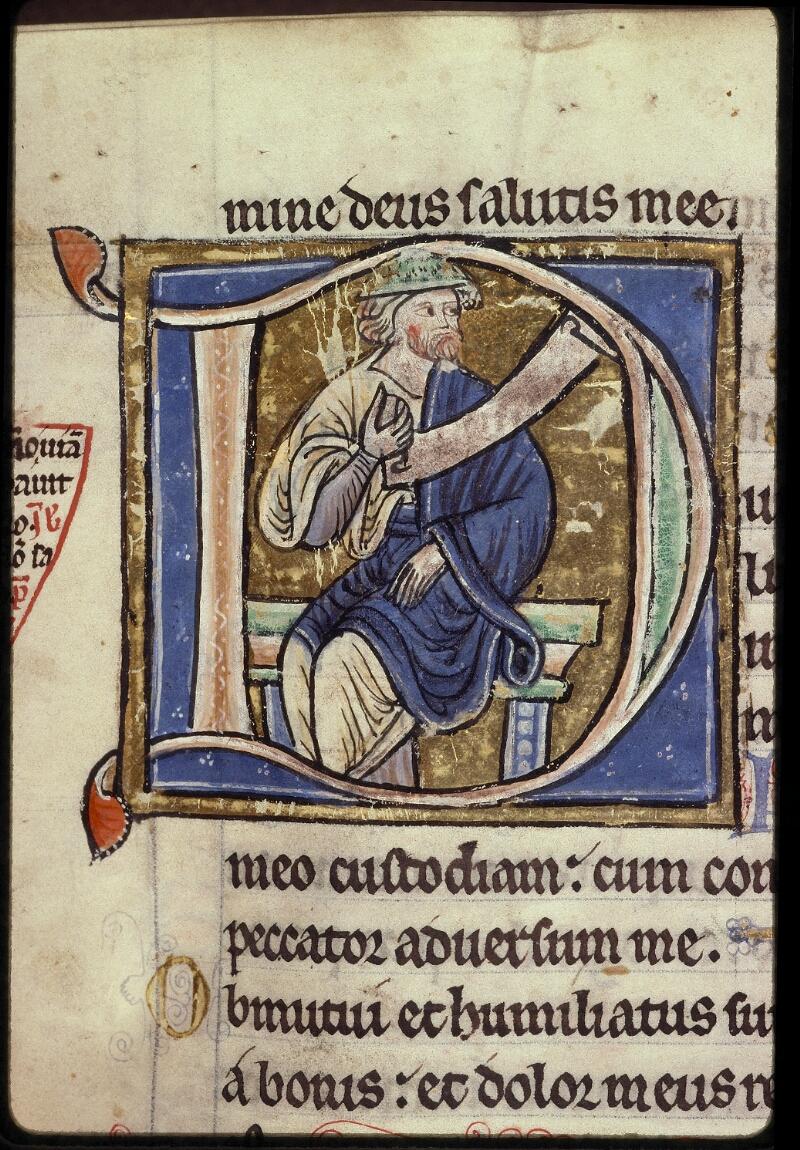 Lyon, Bibl. mun., ms. 0539, f. 051v - vue 2