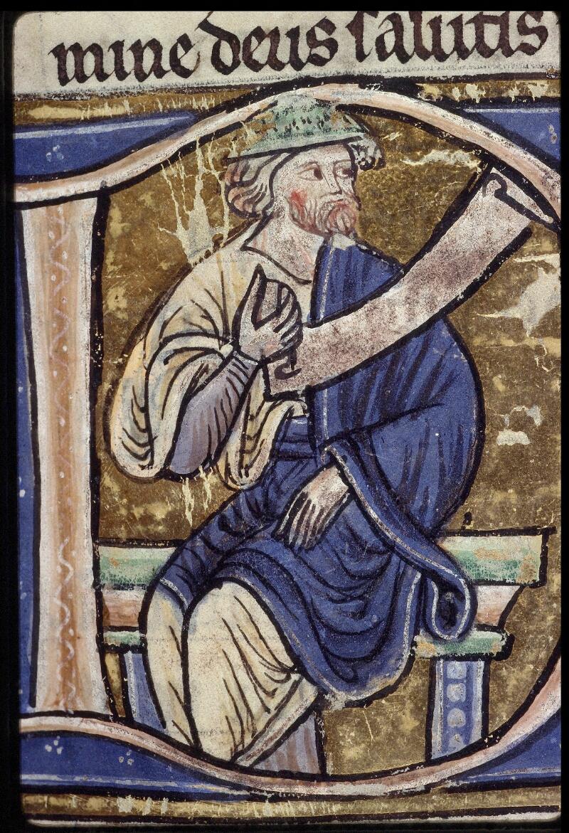 Lyon, Bibl. mun., ms. 0539, f. 051v - vue 3