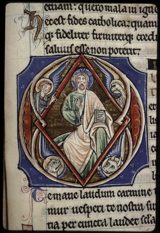 Lyon, Bibl. mun., ms. 0539, f. 185 - vue 2