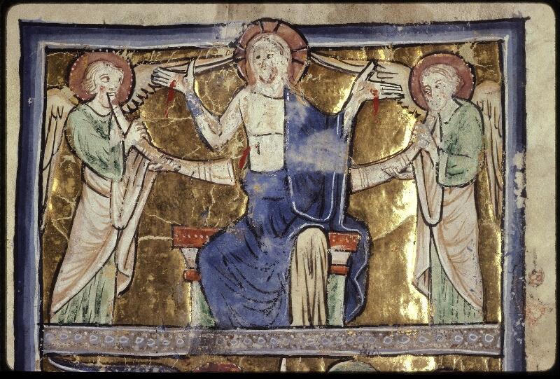 Lyon, Bibl. mun., ms. 0539, f. 194v - vue 3