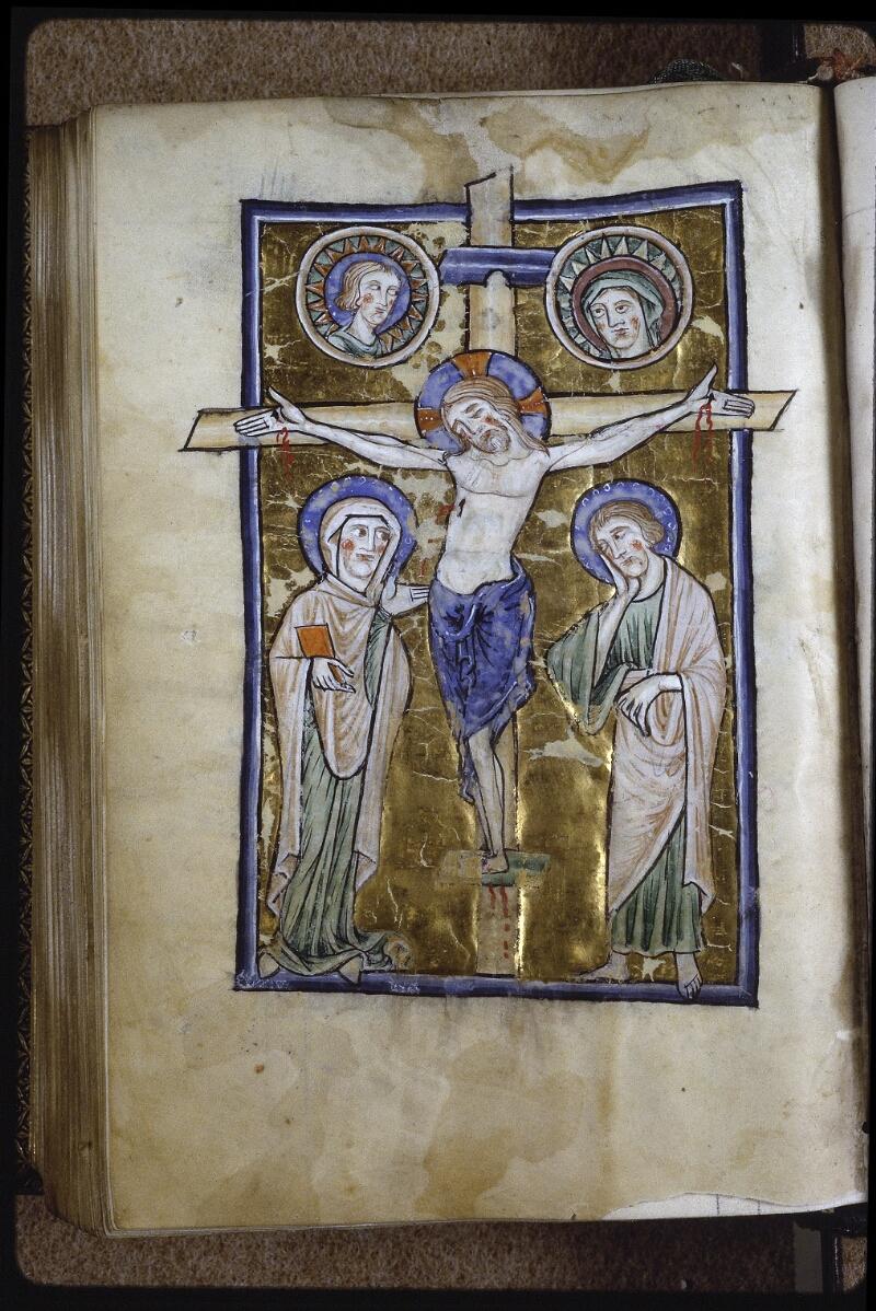 Lyon, Bibl. mun., ms. 0539, f. 204v - vue 1