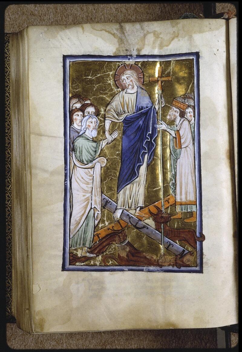 Lyon, Bibl. mun., ms. 0539, f. 206v - vue 1