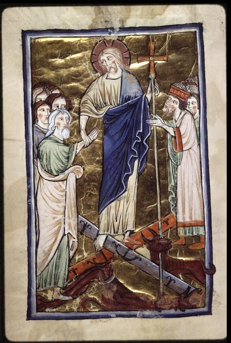 Lyon, Bibl. mun., ms. 0539, f. 206v - vue 2