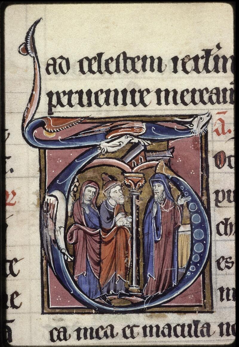 Lyon, Bibl. mun., ms. 0539, f. 230 - vue 3
