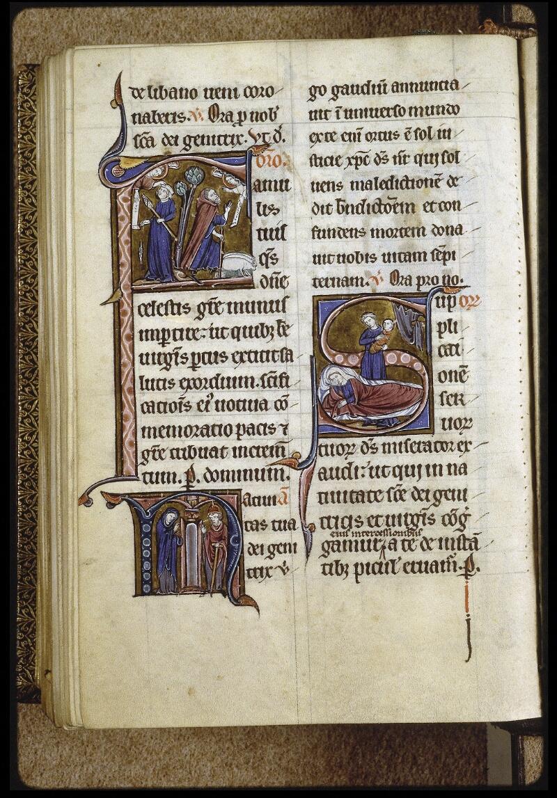 Lyon, Bibl. mun., ms. 0539, f. 230v - vue 1