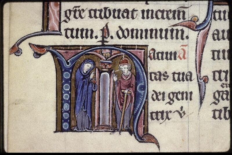 Lyon, Bibl. mun., ms. 0539, f. 230v - vue 3