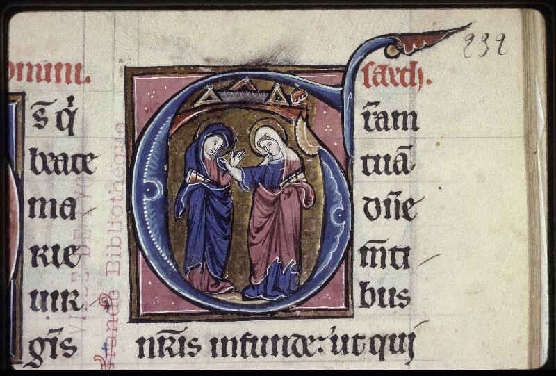 Lyon, Bibl. mun., ms. 0539, f. 232 - vue 3
