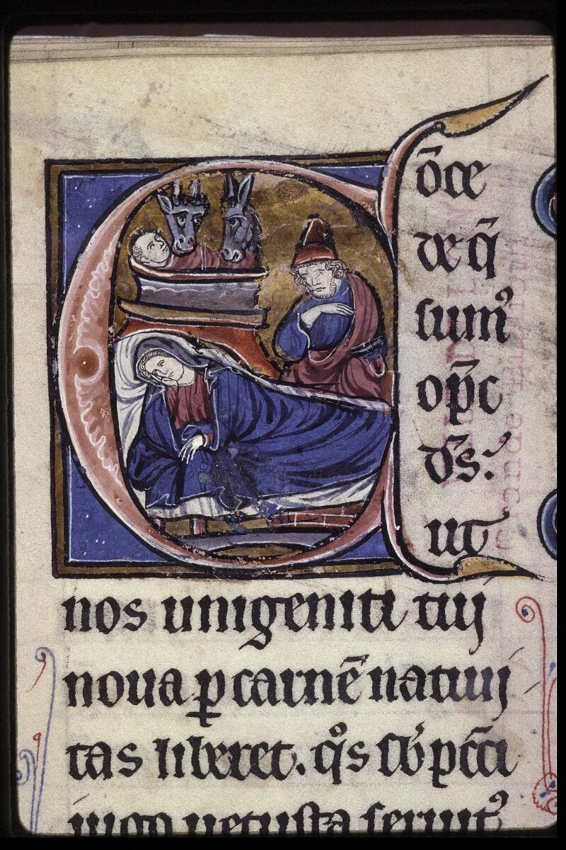 Lyon, Bibl. mun., ms. 0539, f. 232v - vue 1